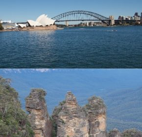 2 Day Sydney Ultimate Private Tour and Blue Mountains Wildlife Experience Image