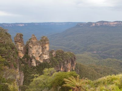 Welcome to the Blue Mountains National Park
