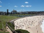 World renowned Bondi Beach