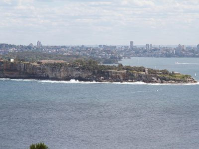 View of South Head Sydney