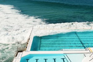 Bondi Beach famous Pool